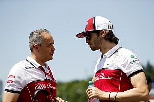 Test Pirelli: sull'Alfa Romeo C38 al Red Bull Ring ci sarà anche Giovinazzi