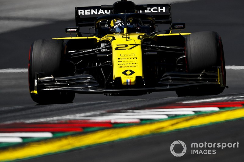 Hulkenberg hit with grid penalty as Renault fits new engine