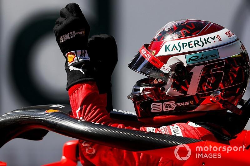 Ferrari: Leclerc un gigante senza errori, ma la SF90 finalmente mostra il suo meglio
