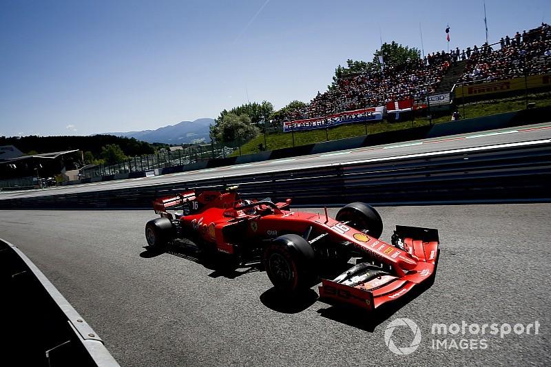 ソフトタイヤスタートは危険? メルセデス、フェラーリのタイヤ戦略に疑問