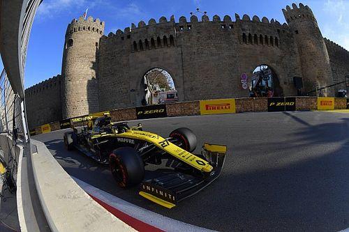 Officiel - Le Grand Prix d'Azerbaïdjan est reporté