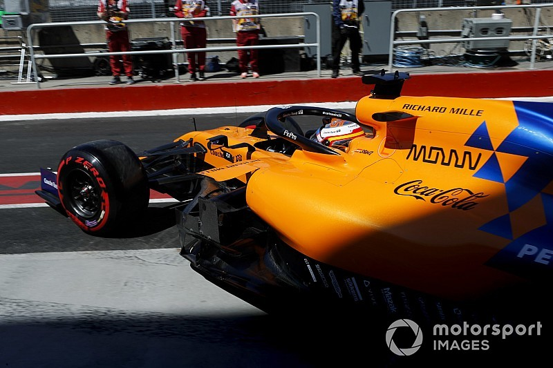 McLaren: 2020 car will be first to prove new structure