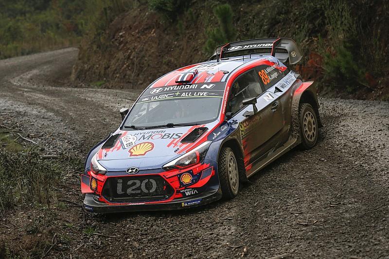 [WRC] WRC从2022年开始引入混动系统