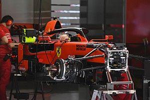Fotos: los detalles de los coches mejorados de F1 para Barcelona