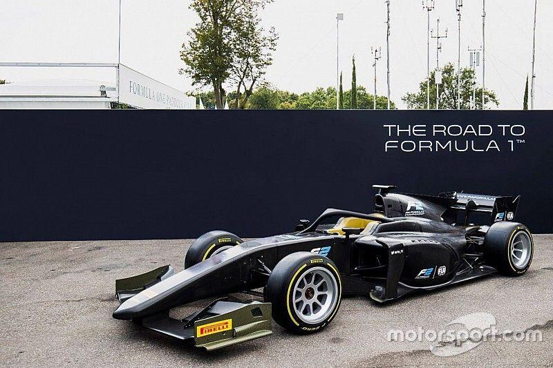 Michel, Formula 2'nin 18 inç lastiklere geçişi karşısında heyecanlı