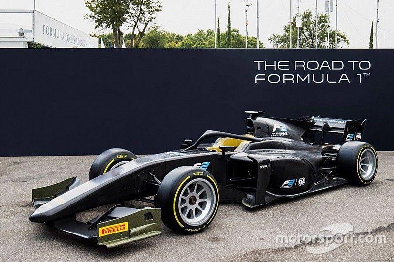 Pirelli estrenará llantas de 18 pulgadas en la F2 antes que en la F1