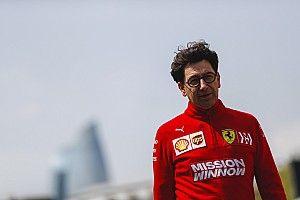 A Ferrari szerint csodát nem kell várni, de még nem lefutott meccs az év