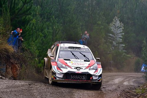 Chile WRC: Tanak ends Friday stages in command