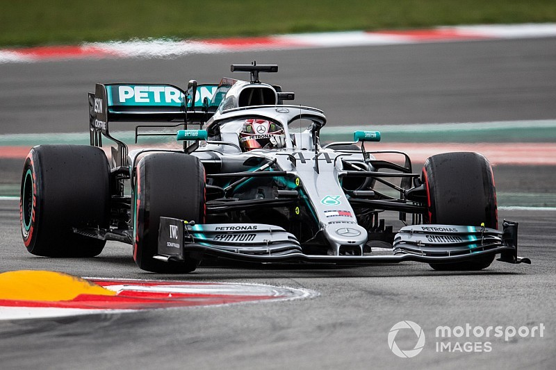 Hamilton re di Spagna ristabilisce le gerarchie: Mercedes alla quinta doppietta!
