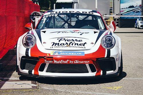 Porsche Mobil1 Supercup: Ayhancan ilk antrenmanda 5. oldu