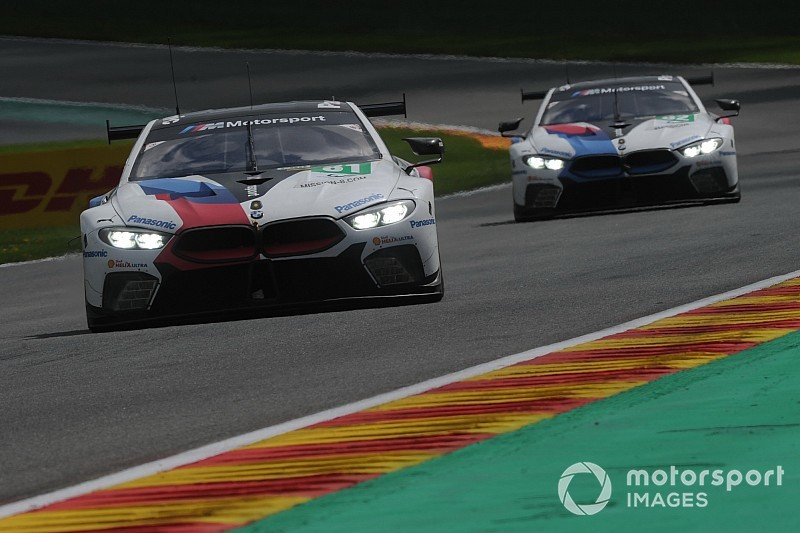 BMW to end WEC programme after single season