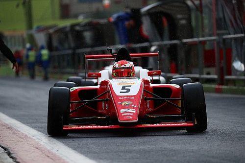 Vallelunga, Gara 1: Petecof dalla pole alla vittoria