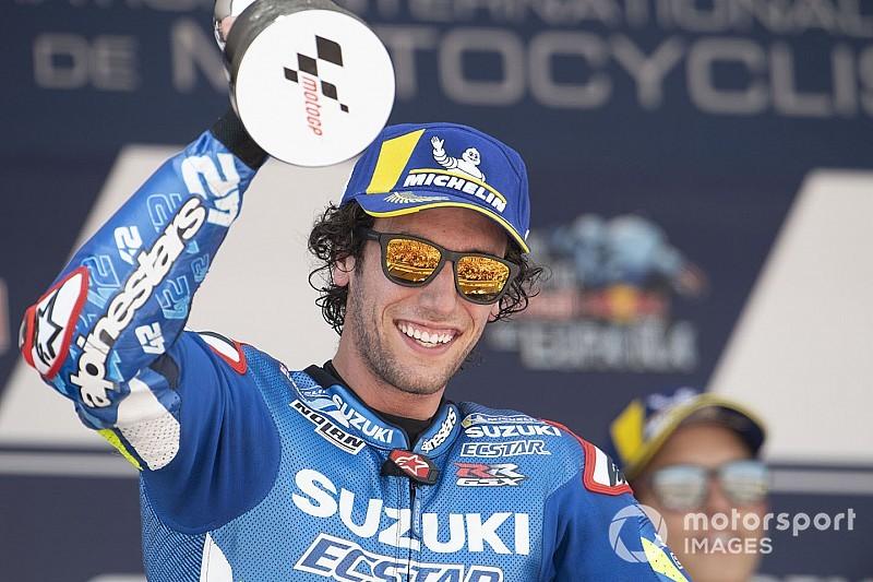 """Suzuki : """"Décrocher la seconde victoire aussi vite que possible"""""""