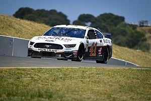 Suárez arrancará quinto en Sonoma y Larson en la pole