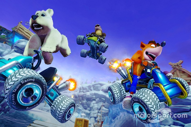 'Crash Team Racing: Nitro Fueled', el renacer de un clásico