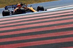 Sainz szerint még maradt is a McLarenben a kiváló időmérő után