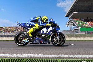 Le MotoGP organise une course virtuelle avec plusieurs pilotes