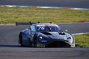 Aston Martin DTM squad gets in-season test permission