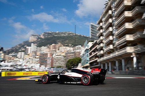 Де Врис выиграл квалификацию Формулы 2 в Монако