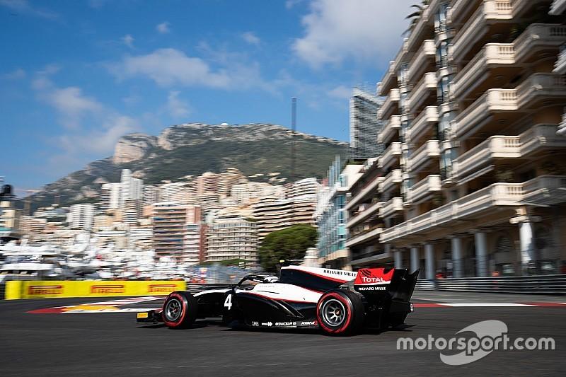 فورمولا 2: دي فريز يُحرز الفوز من دون عناء في موناكو