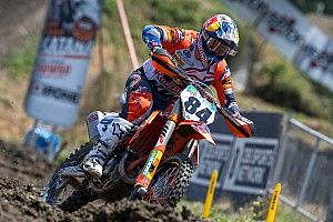 Herlings betwist Loon Beach Race in voorbereiding op 'Assen'