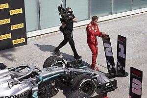 A Ferrari nem érti, korábban miért nem büntették azt, amit most Vettelnél igen