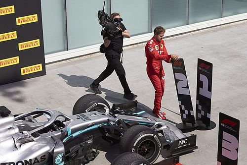 """F1 wil leren van Vettel-debacle: """"Staan open voor verandering"""""""