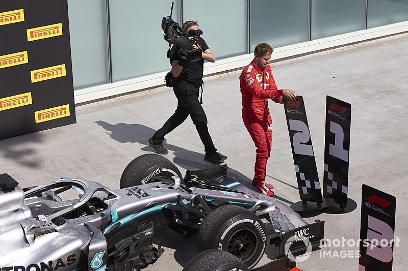 """FIA-commissaris: """"Straf van Vettel had veel zwaarder kunnen zijn"""""""