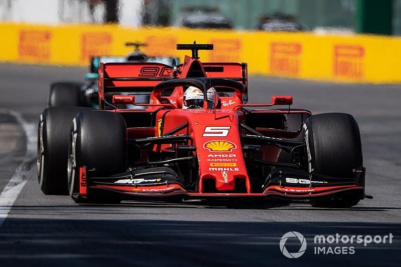 Ferrari overweegt plan B om tijdstraf Vettel aan te vechten
