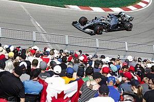 VÍDEO: Veja o acidente que encurtou treino de Hamilton no Canadá