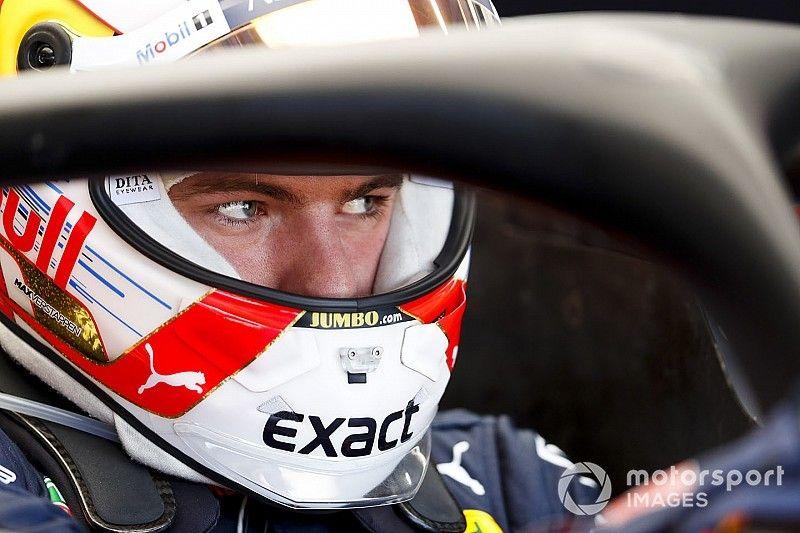 """Verstappen: """"No me importa quién sea mi compañero de equipo"""""""