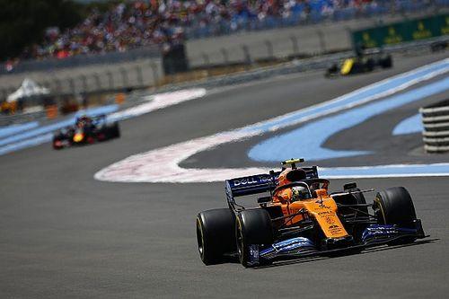 Mclaren: Niet bezig met Renault-team, maar met gat naar topteams