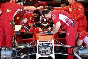 Бинотто: Новое днище Ferrari не сработало