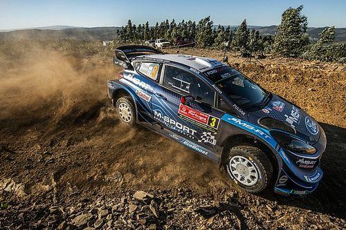 WRC, Rally del Portogallo, PS4: Sordo vince la prova. Suninen vede il podio