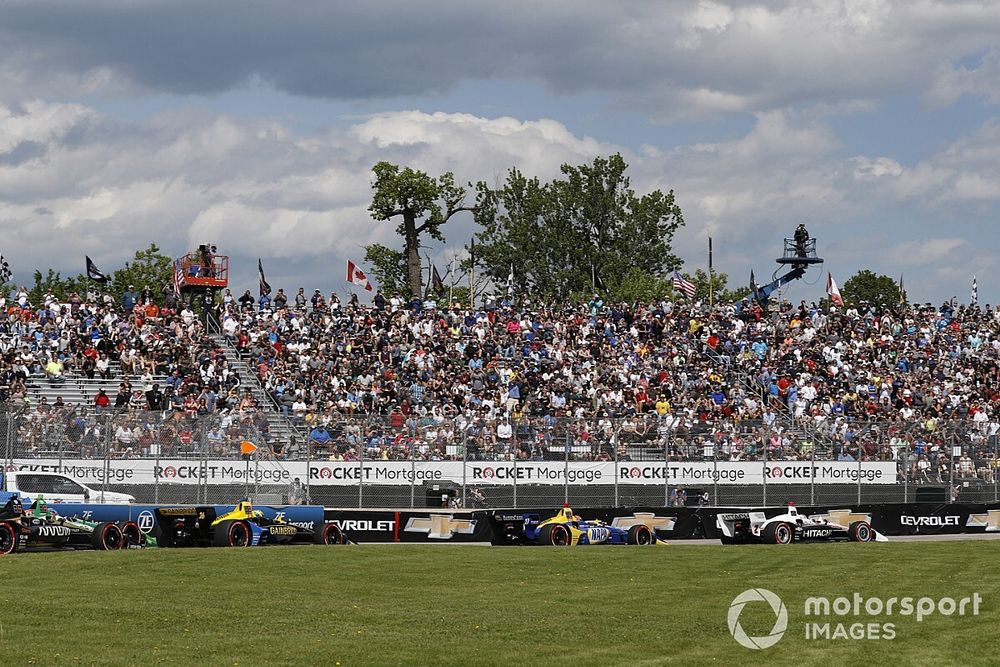 IndyCar stands by season-opening Detroit date – for now