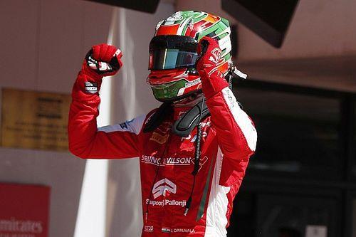 Daruvala vence corrida 2 da F3 em Barcelona; Drugovic é 10º e Piquet 16º