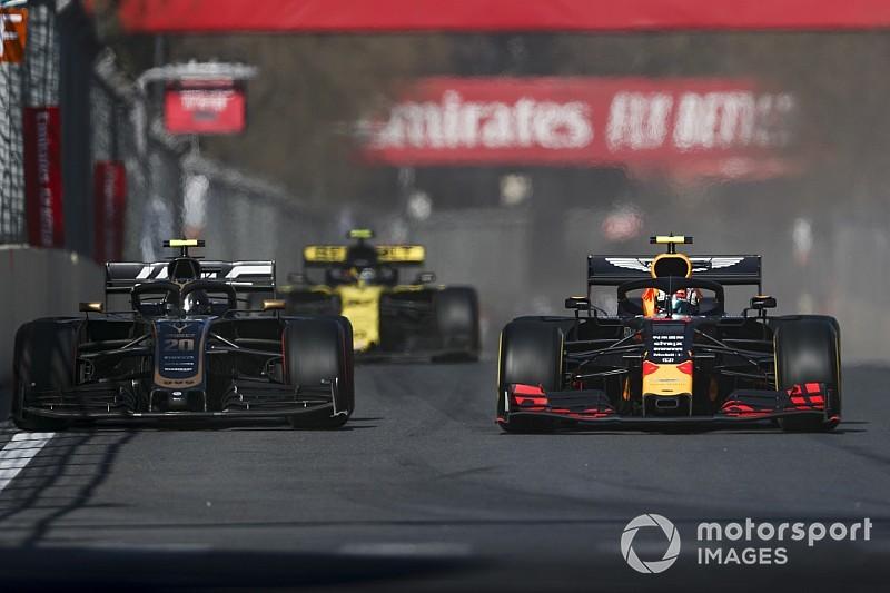 Red Bull подала в суд на спонсоров Haas
