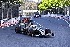【動画】F1第4戦アゼルバイジャンGP決勝レース ハイライト動画
