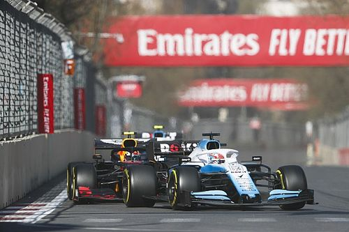 Russell: To był najgorszy weekend dla Williamsa