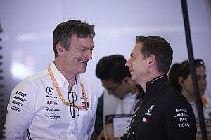 A Mercedes technikai főnöke szerint az első gumik kezelése a kulcs