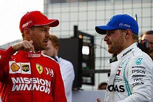 Боттас о планах на будущее: Если не выйдет остаться в Mercedes, я хотел бы выступать за Ferrari