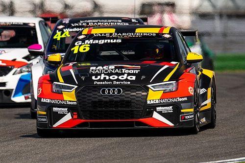 TCR Europe: Gilles Magnus profeta in patria, primo successo in Gara 1 a Spa con l'Audi