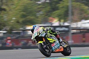 Moto2 Le Mans: Navarro toont potentie met pole-position
