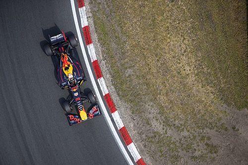 """Verstappen geniet van Jumbo-dagen: """"Schitterend met een V8"""""""