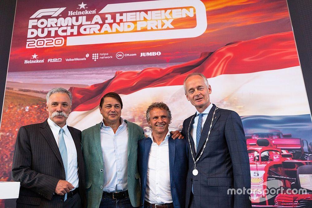 """Lammers: """"Russell, F1'de aracın ne kadar önemli olduğunu ispatladı"""""""