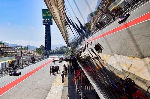 Онлайн. Тесты Ф1 в Барселоне: день второй