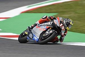 Diaporama : le Suisses Aegerter, Lüthi et Forward Racing au GP d'Italie