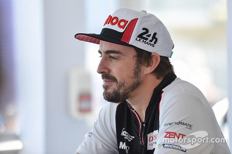 Brown, Monza'da Alonso'nun 2020 için planlarını görüşecek