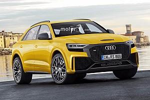 Audi підготувала сім нових кросоверів для 2019 року