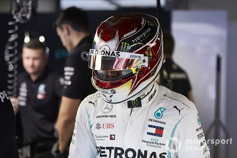 Lauda sadness won't affect Hamilton's focus, says Stewart